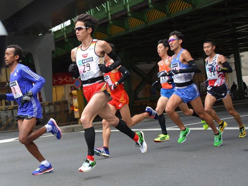 20150222佐藤悠基*東京マラソン