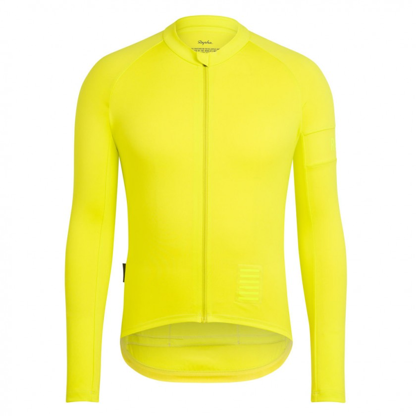Long Sleeve Pro Team Training Jersey