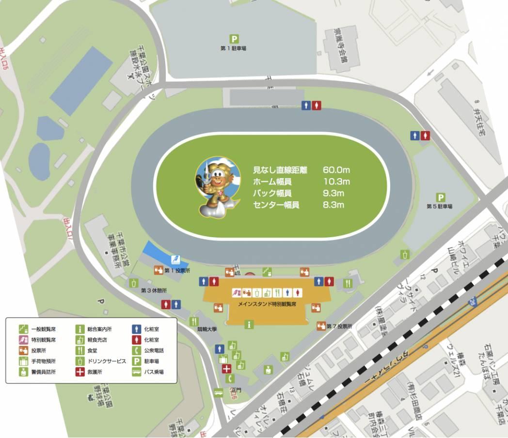千葉競輪場マップ_130828 のコピー