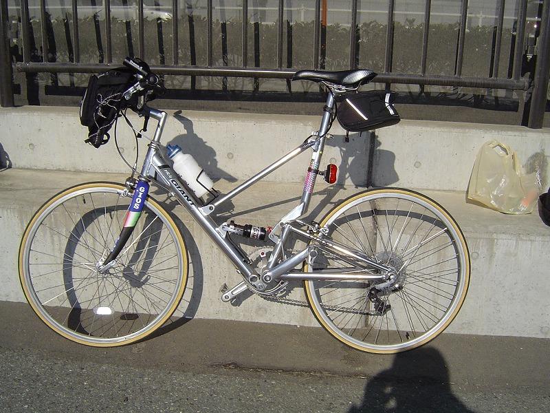 0411サイクルショー三茶自転車置き場JACCラン 141