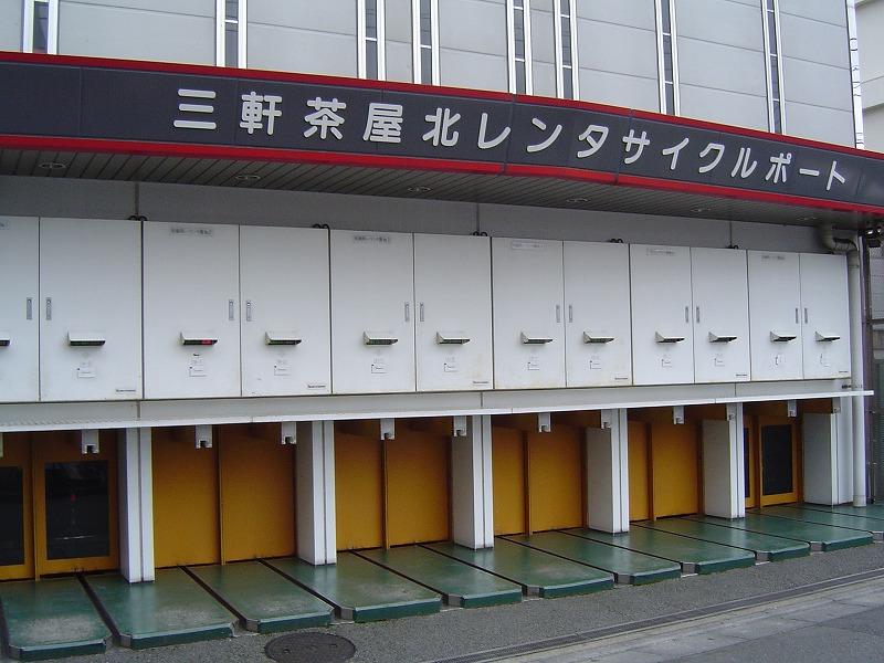 0411サイクルショー三茶自転車置き場JACCラン 022
