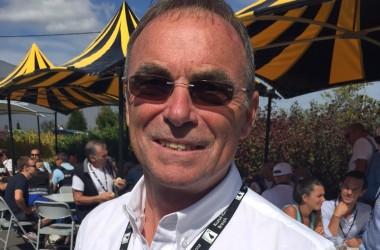 ■レース会場スパイ活動報告:自転車界のレジェンド、ベルナール・イノー(photo CyclismeJapon)