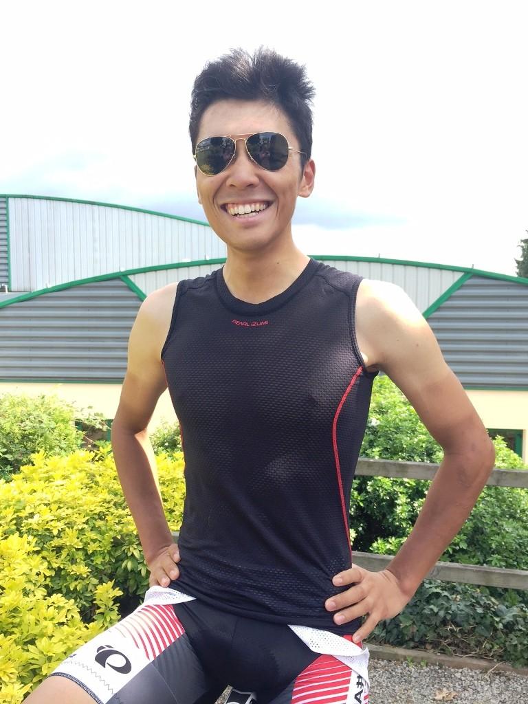 11(ツール・ド・ラヴニール第2ステージ)U23ジャパンナショナルチーム選手ピックアップ!小野寺玲:(photo CyclismeJapon)