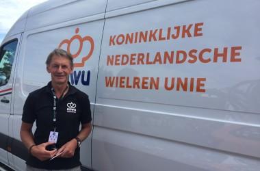 ■レース会場諜報活動報告:オランダ監督ペーター・ザイデルフェルド(photo CyclismeJapon)