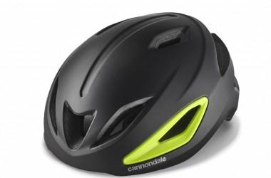 Cannondale Intake Helmet MIPS BlackVolt 3qtr CH4209U10SM CH4209U10LX