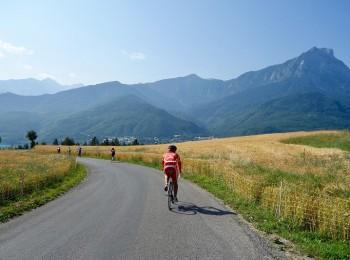 フランスの田園風景