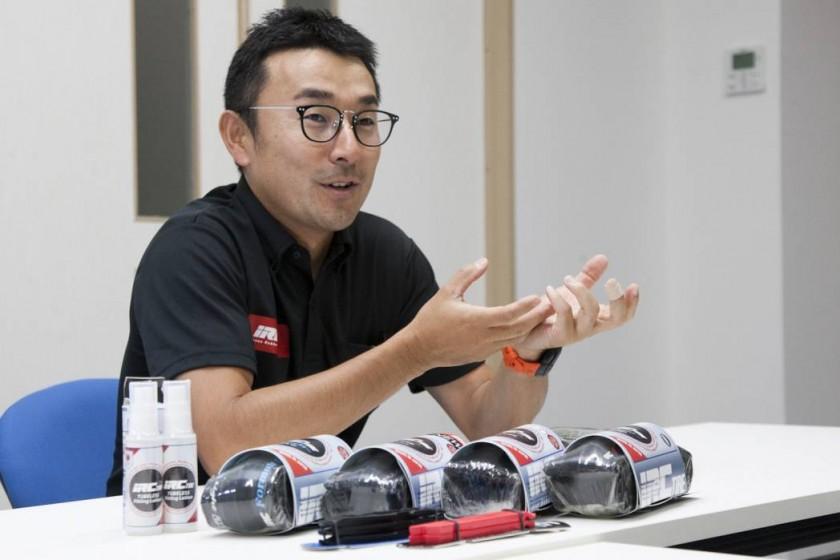 山田浩志 学生時代にはMTB選手として世界選手権代表に選ばれたこともある。チューブレスタイヤの開発のため、愛知から宮城へ赴任していた時期もある。