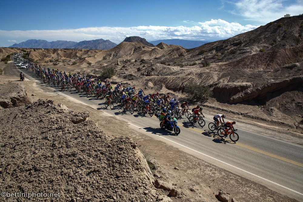 Vuelta a San Juan 2019 - 2nd stage - Chimbas - Peri Lago Punta NegraÊ160,2 km - 28/01/19 - Scenery - photo Roberto Bettini/BettiniPhoto©2019