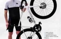 Damiano with bike c