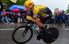 Giro d'Italia 2019 - 102nd Edition - 9th stage Riccione - San Marino 34,8 km - 19/05/2019 - Primoz Roglic (SLO - Team Jumbo - Visma) - photo Dario Belingheri/BettiniPhoto©2019