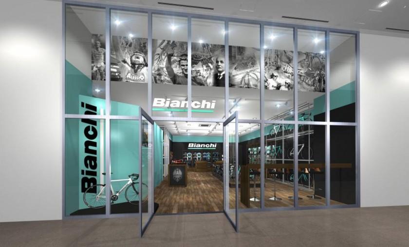Bianchi有明店舗イメージ